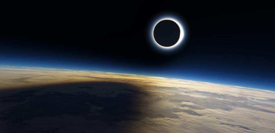 """""""美国大日食""""要来了!那些与日食有关的有趣传言"""