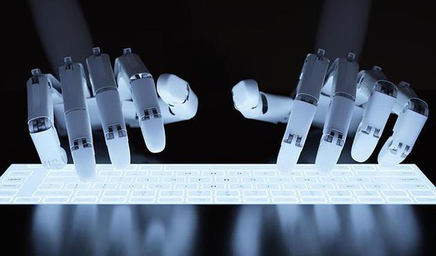 机器人写诗出诗集首开专栏 人工智能挑战人类情感