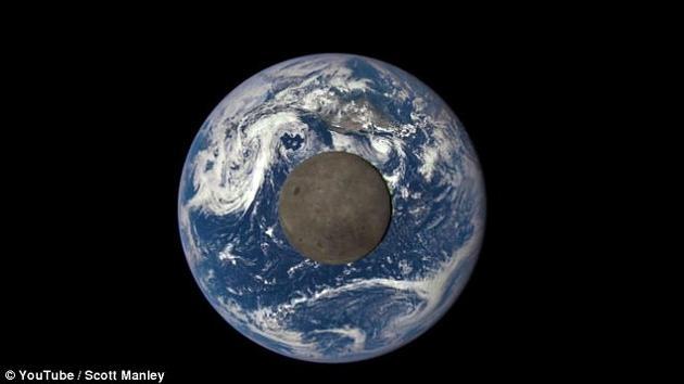 在2016年的日食过程中,月球的影子覆盖了印度尼西亚,那里能看到日全食;马来西亚以及东南亚和澳大利亚的大片地区的人们,则目睹了日偏食。