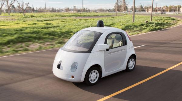 """谷歌标志性""""萤火虫""""无人车退役 转向量产汽车研发"""