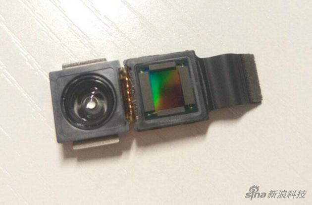 国外媒体曝光了iPhone 8的3D面部识别模组