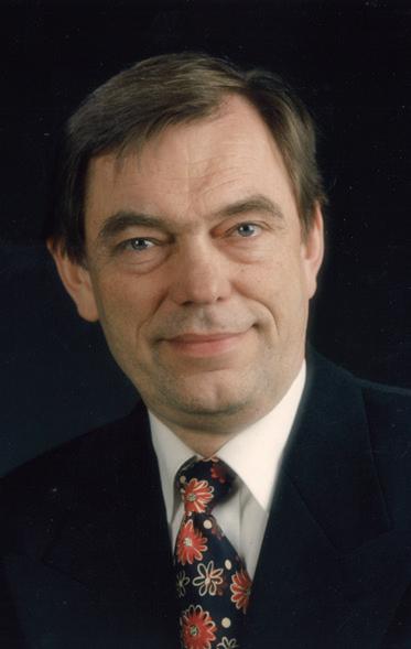 芬兰阿尔托大学教授 Heikki Koivo