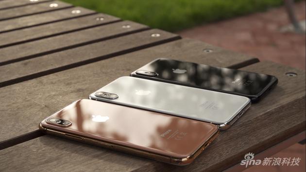 iPhone 8全家福
