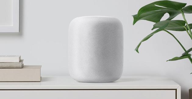 蘋果公司智能音響設備HomePod