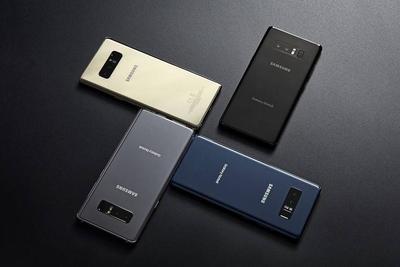 三星Note8亮相:S8优缺点照单全收 就是惊喜少了点