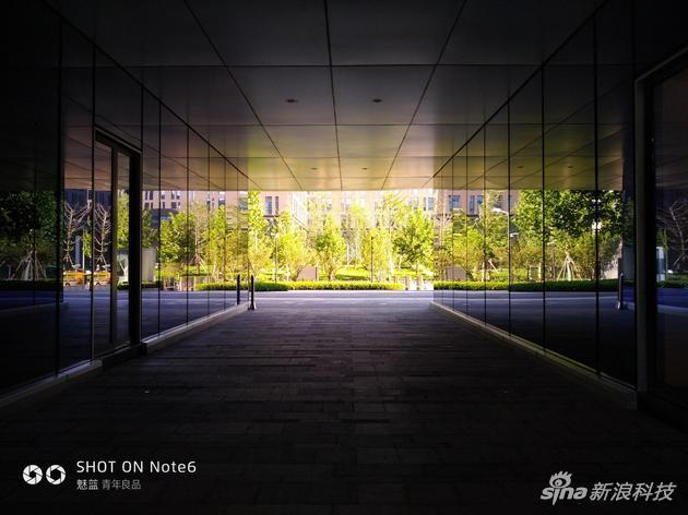 魅藍Note 6拍照樣張