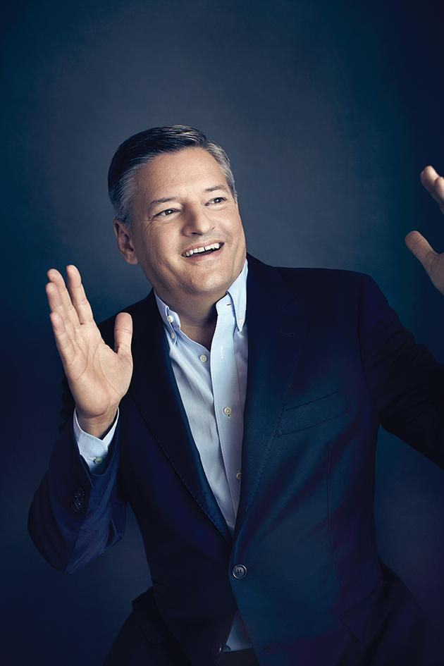 Netflix首席内容官 好莱坞的拯救者还是毁灭者?