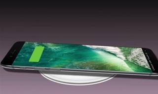 iPhone 8使用无线慢充可彻夜充电
