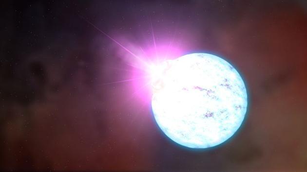 重元素或为原始黑洞存在依据