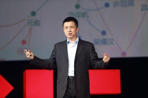 百度副总裁王海峰 资料图