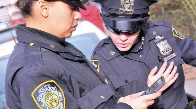 纽约警察正在使用Windows手机