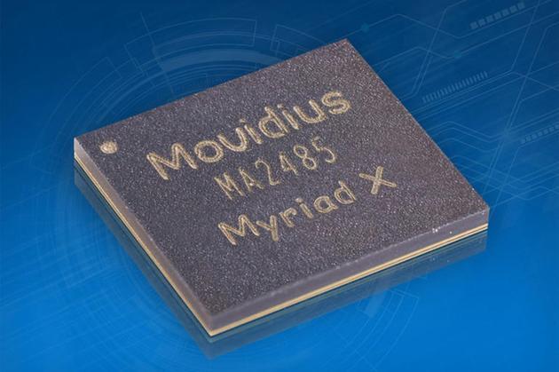 英特尔推出新Movidius视觉运算芯片,主打AI功能-芯智讯