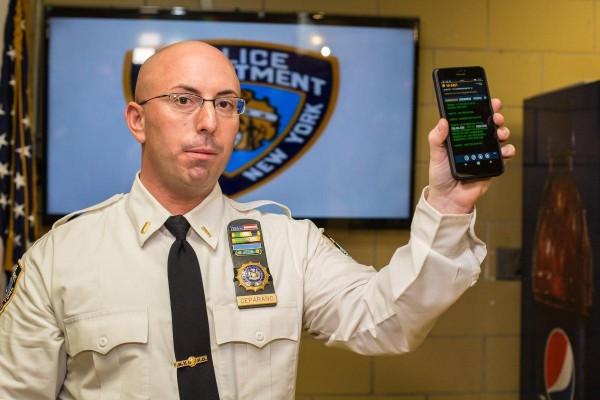 纽约警察曾经也是Windows手机的死忠粉……