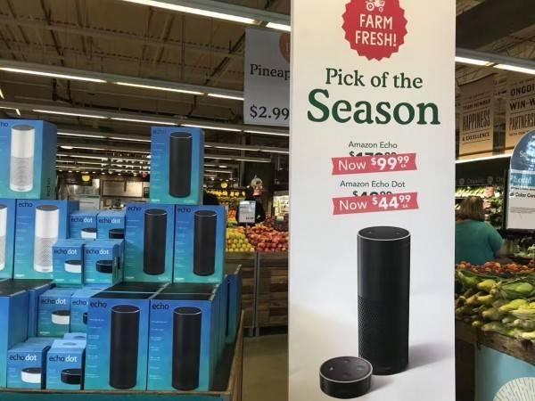 """亚马逊引爆美国""""新零售"""":改造传统超市的开始"""