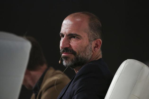 Uber新任CEO科斯罗沙西