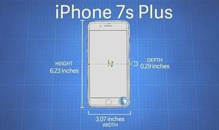 iPhone 7s/7s Plus被曝机身加大 或新增香槟金色