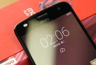 Moto Z2 Play黑色限量版开箱