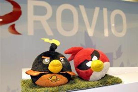 愤怒的小鸟开发商将宣布在芬兰上市计划