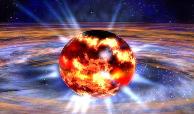 宇宙中最重的元素是如何形成的仍是一个未解之谜,目前一些研究人员认为,他们可能找到了答案,这些重元素可能形成于微型黑洞毁灭中子星内部的过程中。