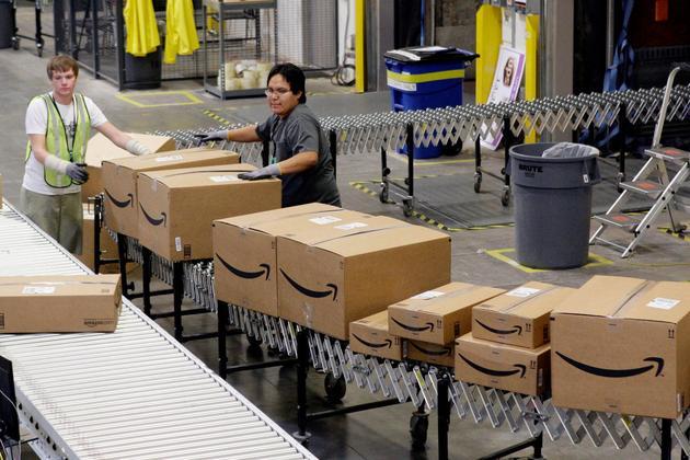 亚马逊计划在纽约投资1亿美元建