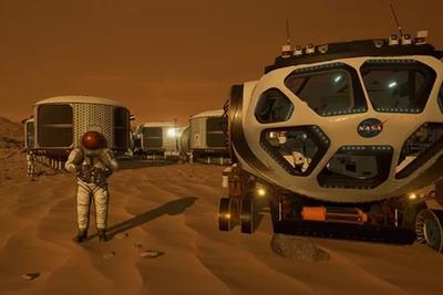 身临其境体验火星生活:VR游戏让你体验沉浸式科学