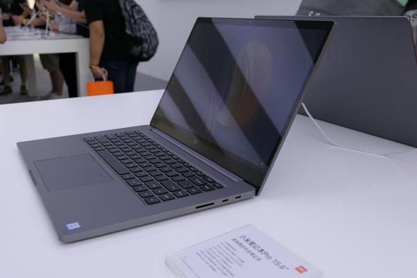 小米笔记本Pro赏析 背光键盘+双风扇设计
