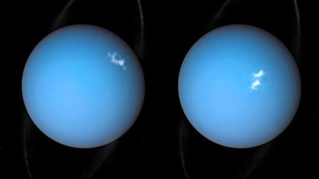 新研究:天王星的卫星或在100万