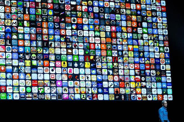 库克在2016年苹果WWDC大会上演讲