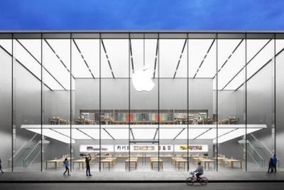 每年有超过5亿人到访Apple Store享受服务