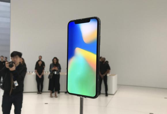 iPhone X实拍图赏
