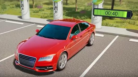 戴姆勒投资电池厂商StoreDot 汽车充电只需5分钟
