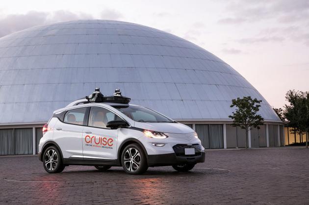 通用的第三代可量产自动驾驶车