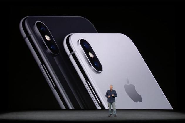 iPhone X(资料图)
