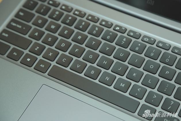 1.5毫米键程的键盘
