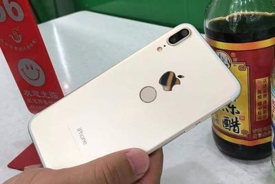 又是华强北 国产山寨真机对比iPhone X
