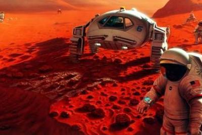 中国首探火星一举实现三个目标:环绕 着陆 巡视