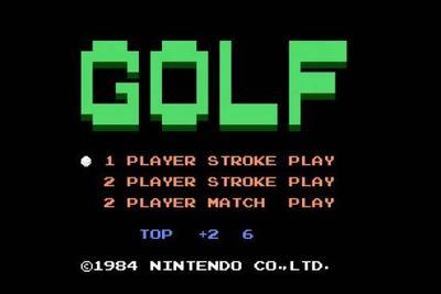 Switch隐藏游戏《高尔夫》公开进入方法 致敬岩田聪