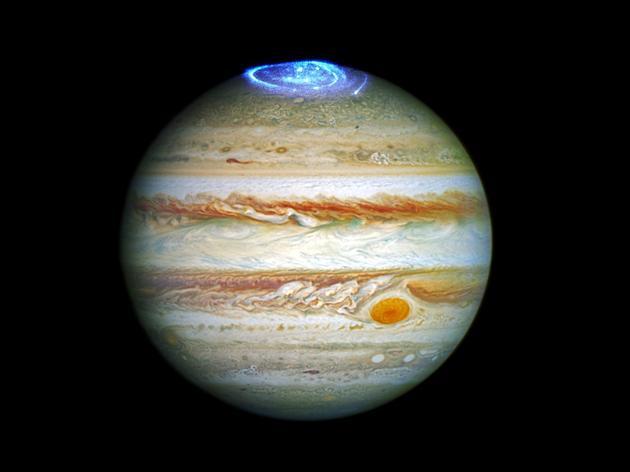 木星极光强度超出预期:形成原理可能不同于地球