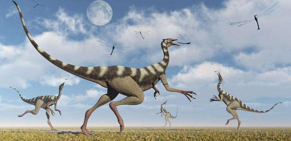 恐龙没有灭绝会怎样?人类进化将改变还是出现恐龙人