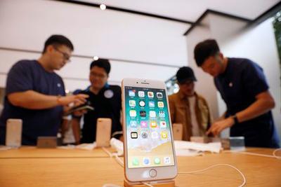 """路透:iPhone 8亚洲发售首日像是""""静音启动"""""""