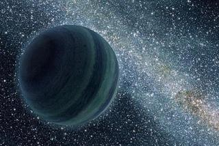 """第九行星可能形成于太阳系后被""""驱逐出境"""""""