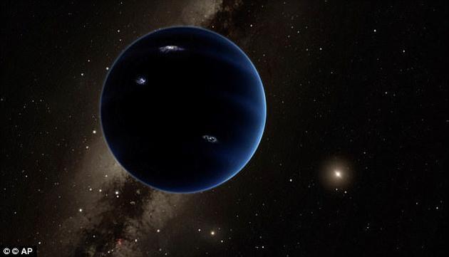 研究人员推测称,第九行星是被太阳引力捕获的一颗自由漂浮行星(FFLOP)。在最理想的情况下,第九行星被太阳引力束缚的概率仅有六分之一,意味着这种可能性较低,或许这种可能是不存在的。