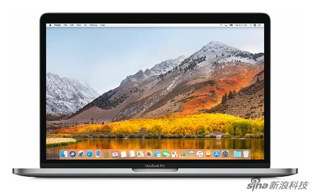 命名上几经波折,到了这一代变成了macOS High Sierra