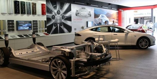 外媒:中国或修改电动汽车合资政策 对特斯拉有利
