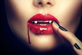 吸血鬼真实存在!或为基因突变患者