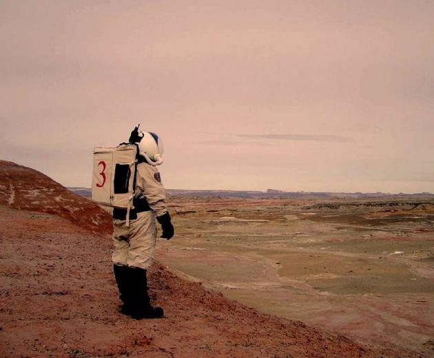 《科学大家》| 火星:人类未来的新家园