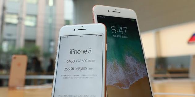 传2018年部分iPhone将使用Japan Display LCD屏幕