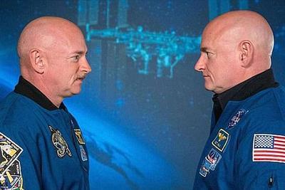 美国的凯利兄弟是同卵双胞胎,且都是宇航员,为了观察太空环境对人体的影响。其中一位飞往太空并停留340天,返回后与他的兄弟做对比,观察太空环境对人类身体的改变