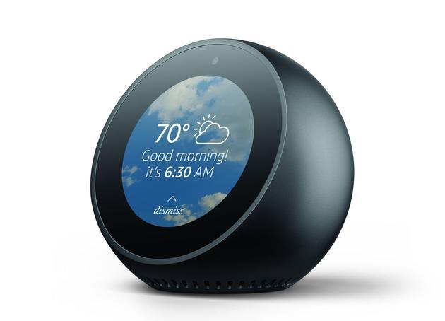 应对苹果谷歌挑战:亚马逊发布多款Echo智能家居产品