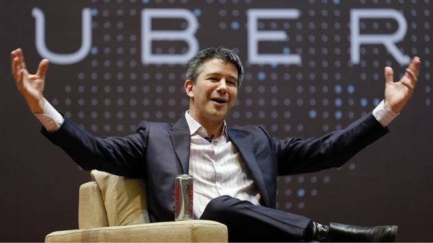 Uber前CEO卡兰尼克